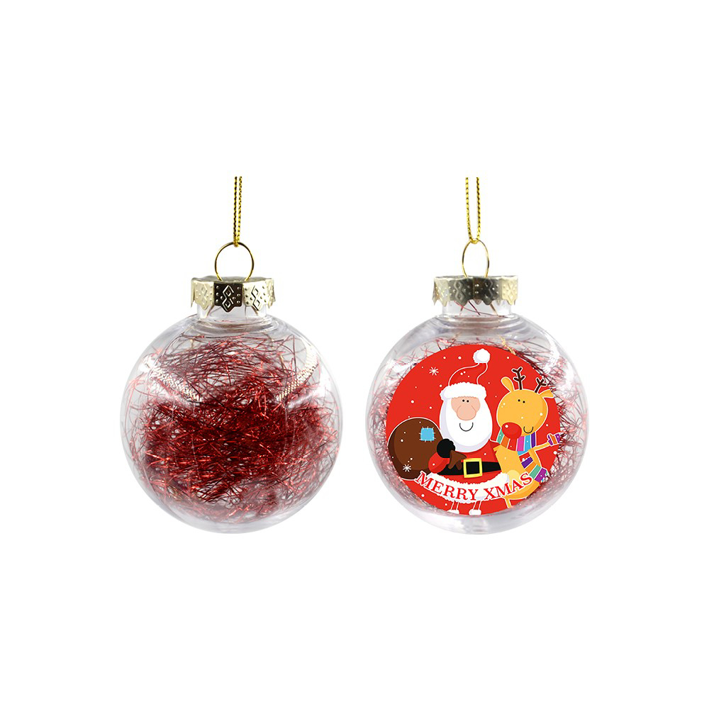 Picture of Red Christmas Ball