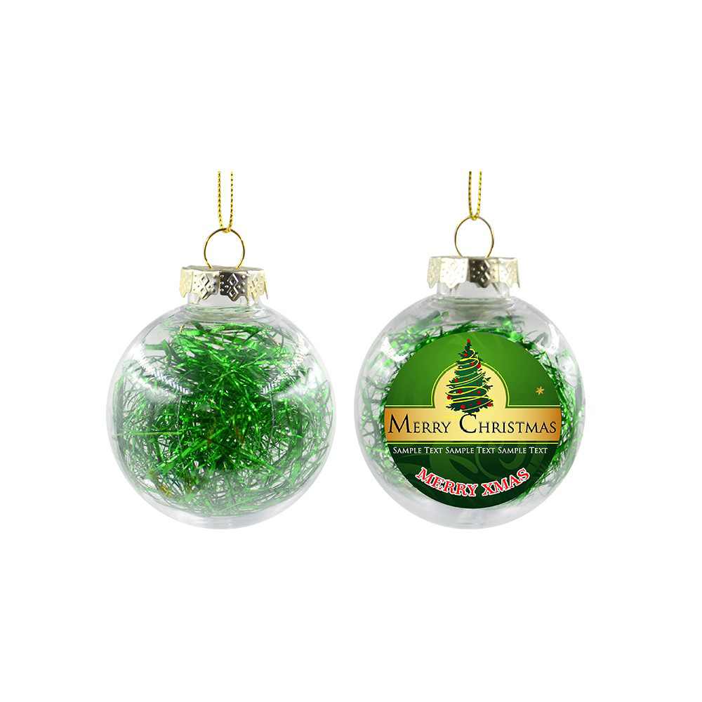 Picture of Green Christmas Ball
