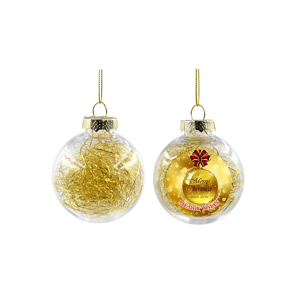 Picture of Gold Christmas Ball