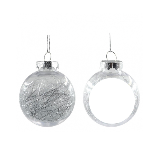 Picture of Silver Christmas Ball