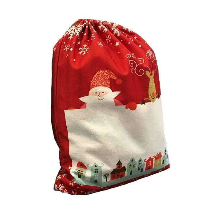Picture of Red Christmas Sack
