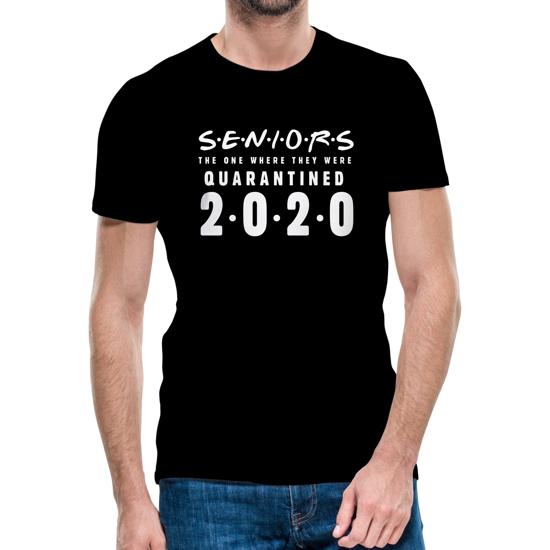 Picture of Seniors Quarantined T-shirt
