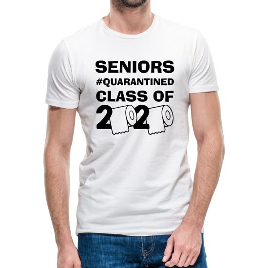 Picture of Seniors Quarantined Class T-shirt