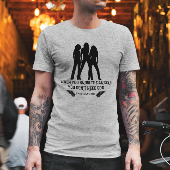 Picture of Cyprus Angels T-shirt