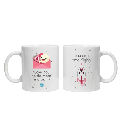 Picture of Love You To The Moon And Back Mug