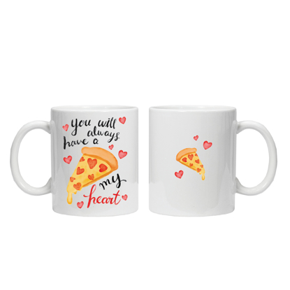 Picture of You Will Always Have A Piece Of My Heart Mug