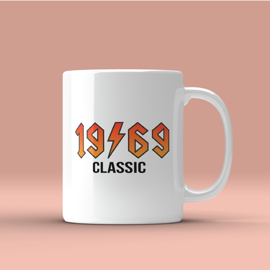 Picture of Classic Year  Mug