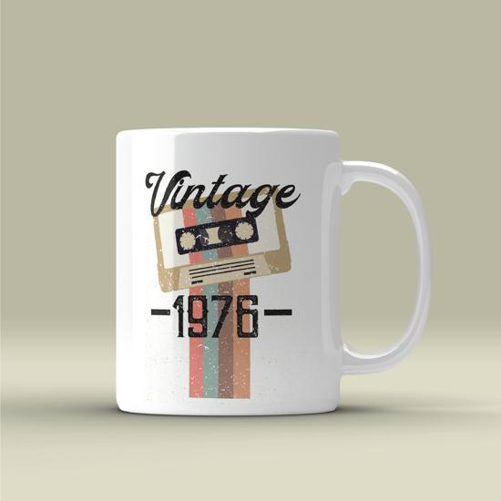 Picture of Vintage year Mug