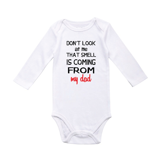 Picture of That Smell Is Coming From My Dad Baby Bodysuit