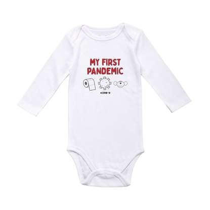 Picture of My First Pandemic Baby Bodysuit