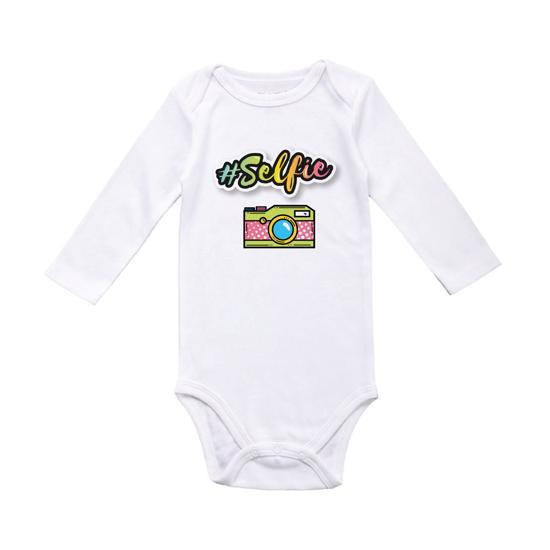 Picture of Selfie Baby Bodysuit
