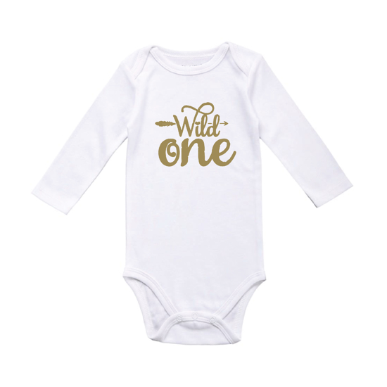 Picture of Wild One Baby Bodysuit