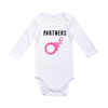 Picture of Partners In Crime Baby Bodysuit Set