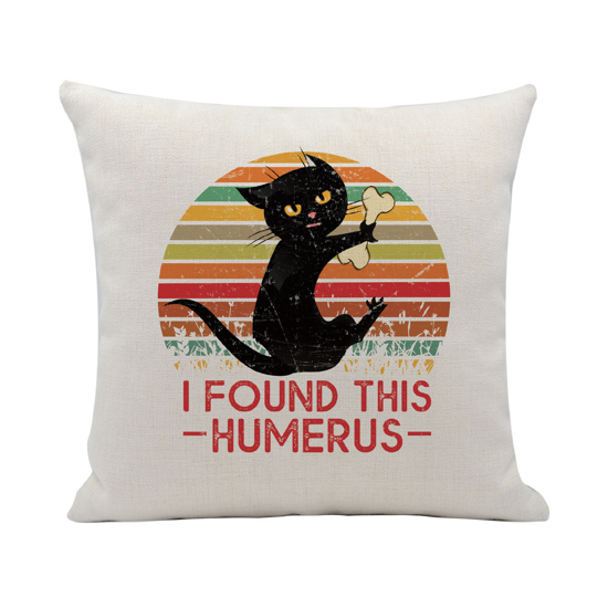 Picture of I Found This Humerus Pillow
