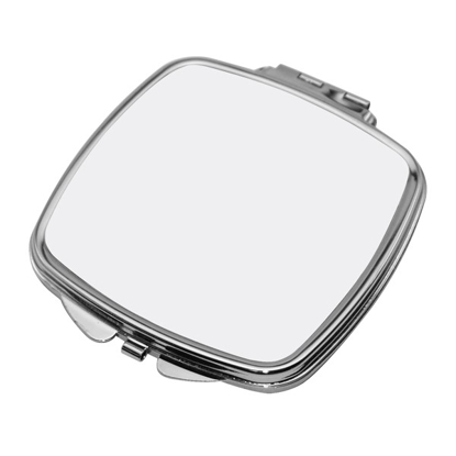Picture of Silver Square Mirror