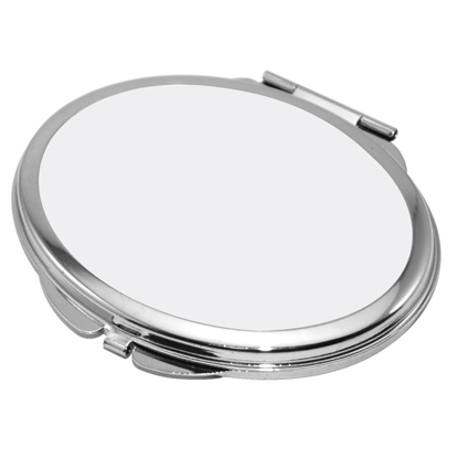 Picture of Silver Round Mirror