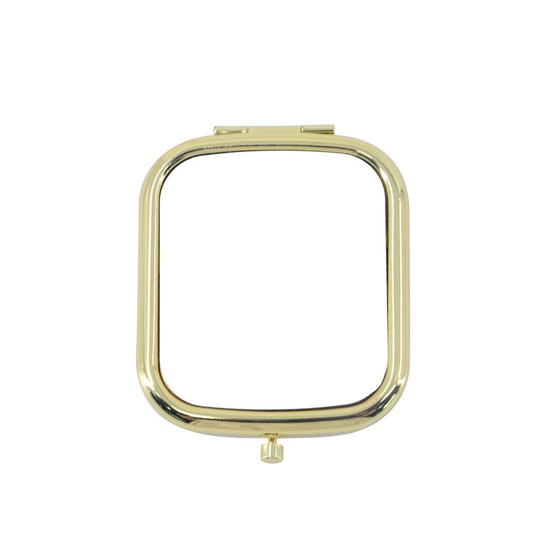 Picture of Gold Square Mirror