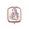 Picture of Rose Gold Round Mirror