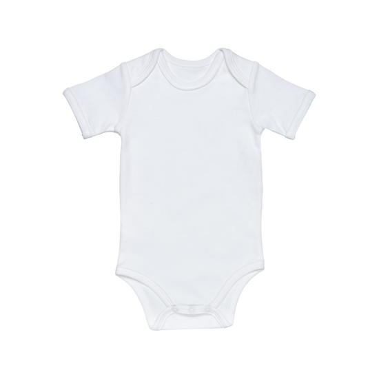 Picture of Short-Sleeve Baby Bodysuit