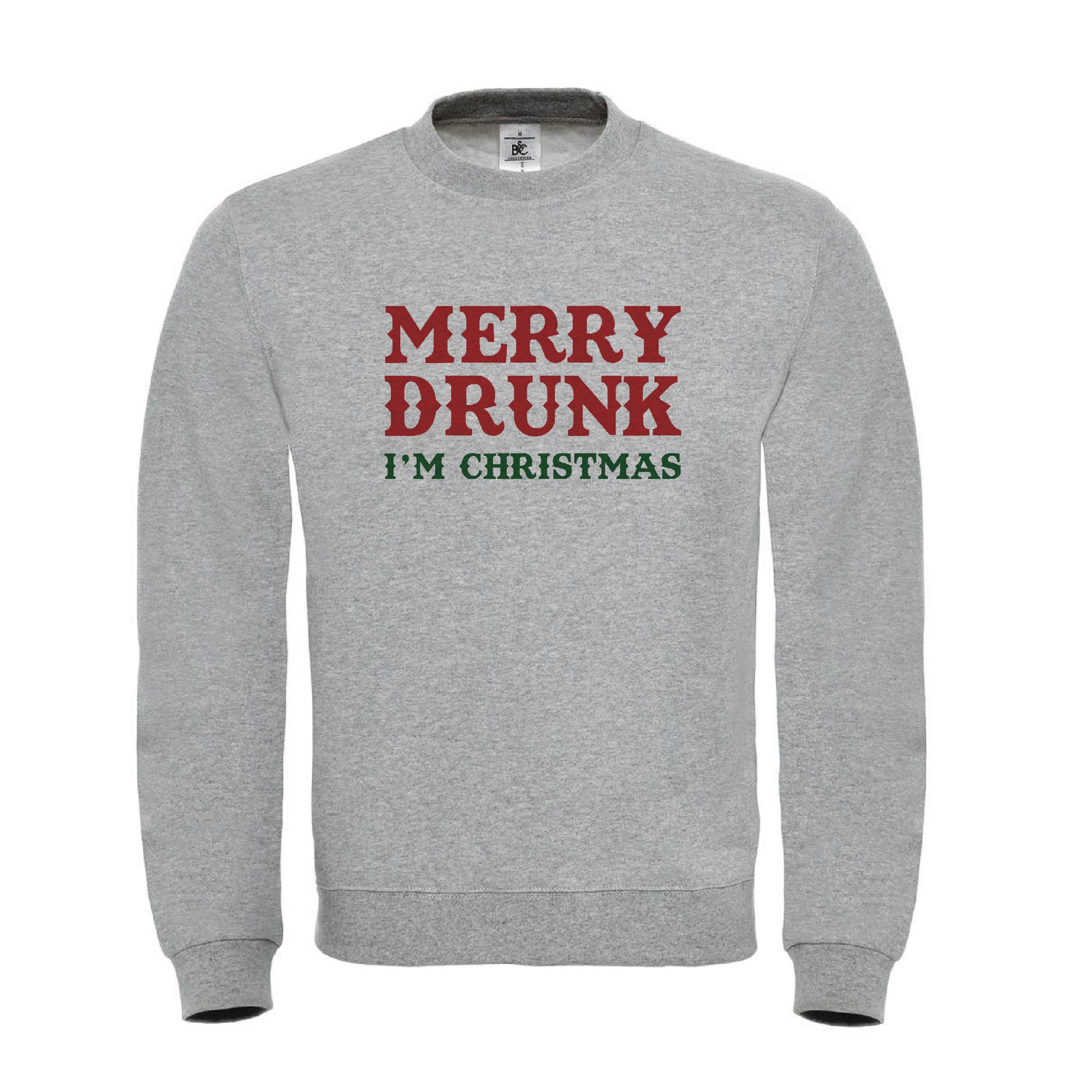 Picture of Merry Drunk Sweatshirt