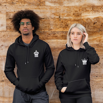 Picture of King-Queen Pocket Size Hoodie Set