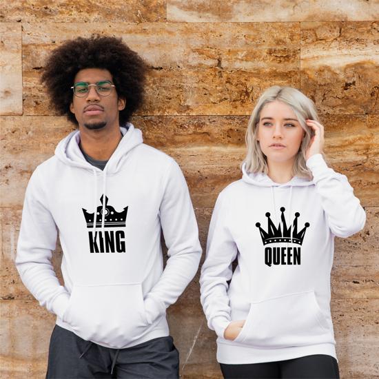 Picture of King-Queen Hoodie Set
