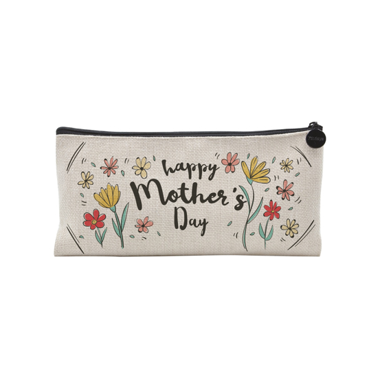 Picture of Happy Mother's Day Linen Wallet