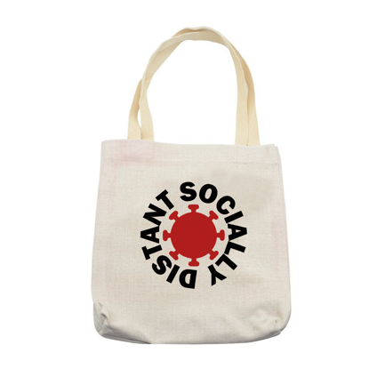 Picture of Socially Distant Tote Bag