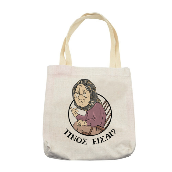 Picture of Tinos Eisai Tote Bag