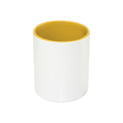 Picture of Yellow Pencil Holder
