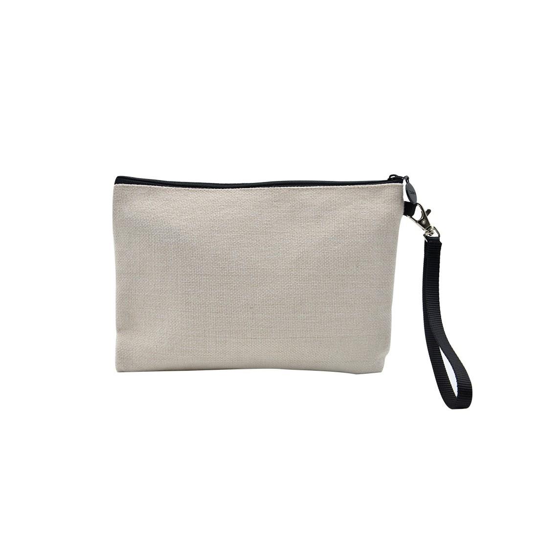 Picture of Big Linen Wallet/Make-up Bag