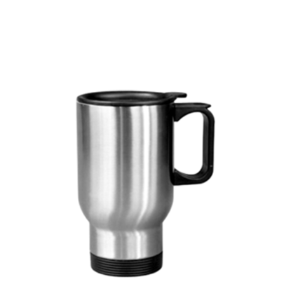 Picture of Silver Tumbler With Handle