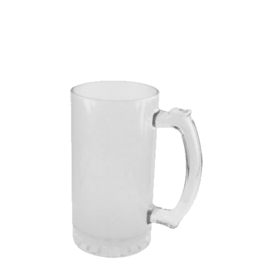 Picture of Frosted Beer Glass