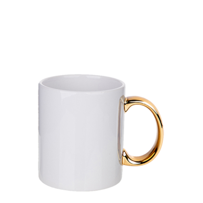 Picture of Gold Handle Mug