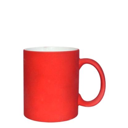 Picture of Fluorescent Orange Mug