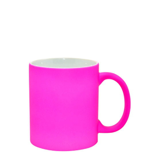 Picture of Fluorescent Pink Mug