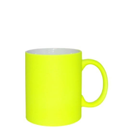 Picture of Fluorescent Yellow Mug