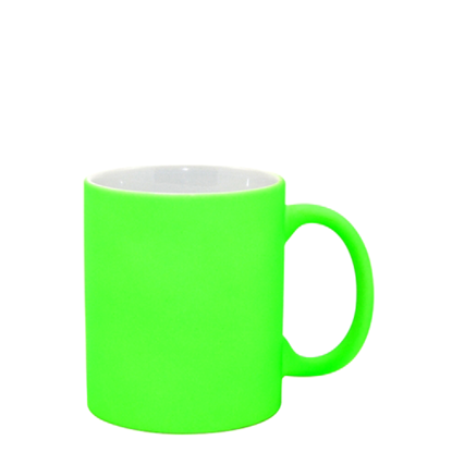 Picture of Fluorescent Green Mug