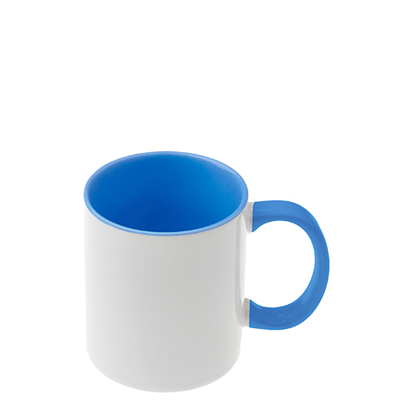Picture of Blue Cambridge Inner Color Mug
