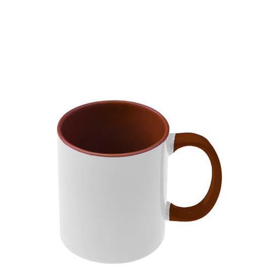 Picture of Maroon Inner Color Mug
