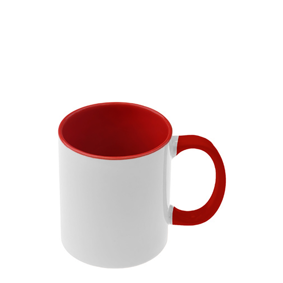 Picture of Make your Own Red Inner Color Mug