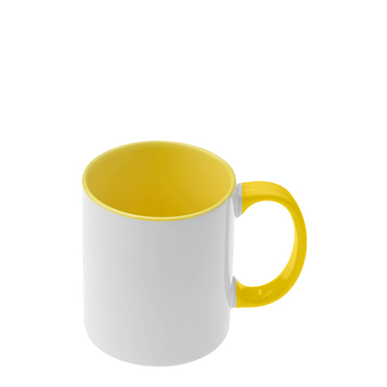 Picture of Yellow Inner Color Mug