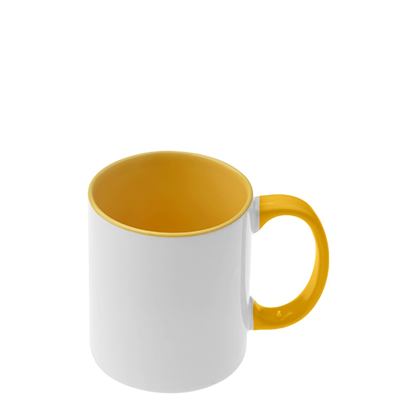 Picture of Golden Yellow Inner Color Mug