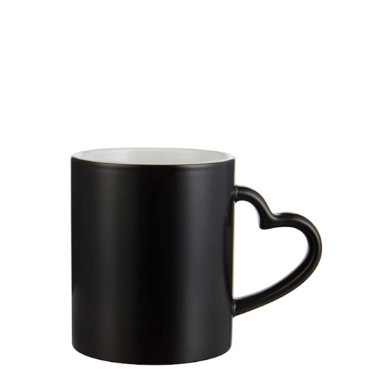 Picture of Magic Mug with Heart Handle
