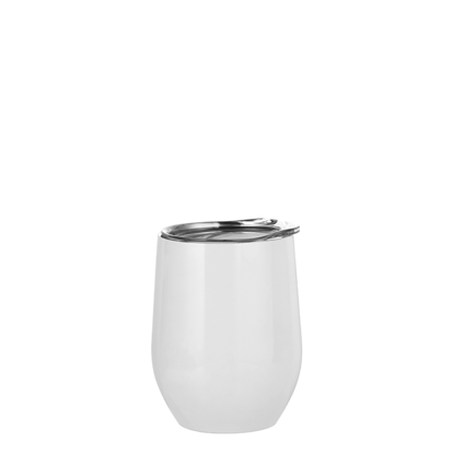Picture of White Stemless Wine Cup
