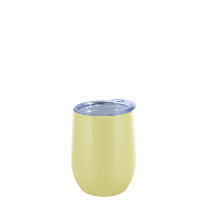 Picture of Yellow Stemless Wine Cup