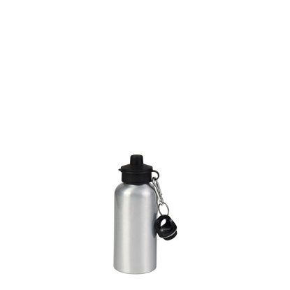 Picture of Silver Water Bottle