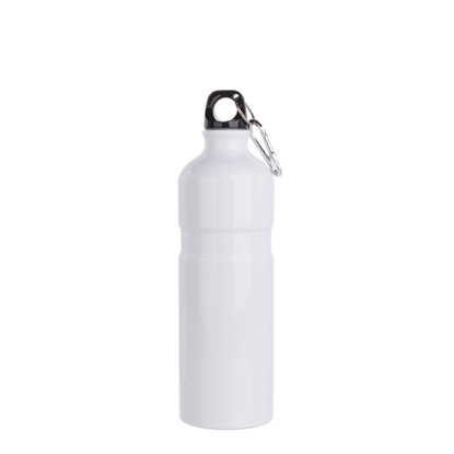 Picture of White Water Bottle 750ml