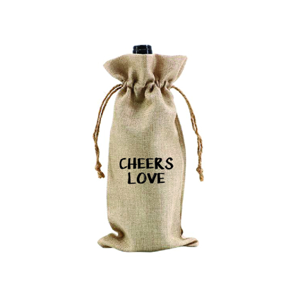 Picture of Cheers Love Wine Bag