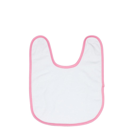 Picture of Pink Baby Bib
